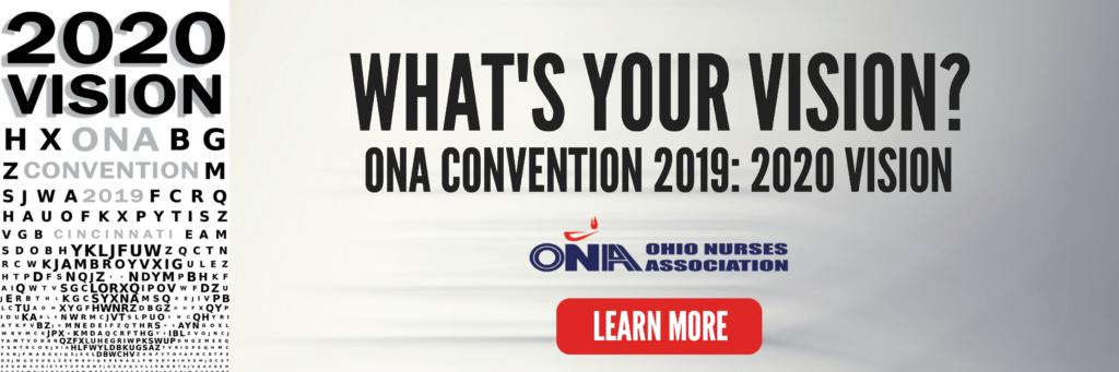 Ohio Nurses Association – Moving nursing forward since 1904